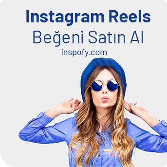 Instagram Reels Beğeni Satın Al