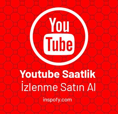 Youtube Saatlik İzlenme Satın Al