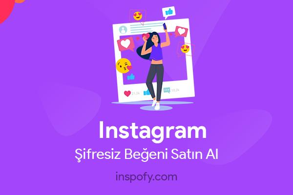 Şifresiz Instagram beğenisi satın alma