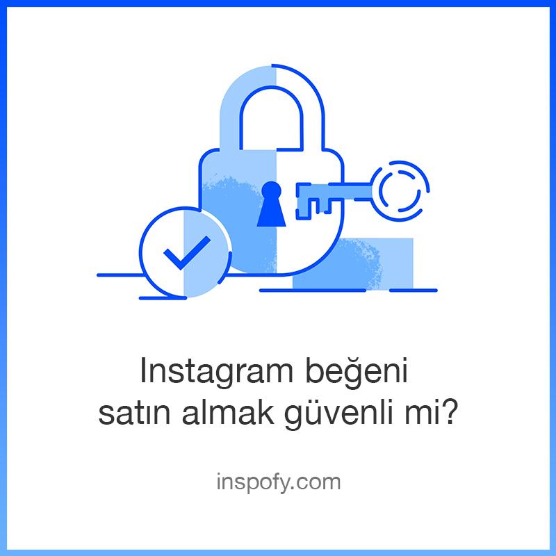 Instagram beğeni satın almak güvenli mi?