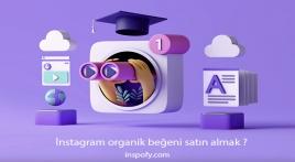 Instagram organik beğeni satın almak?